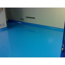 Epoxy Coving, For Industrial, Thickness: 3-4 Mm