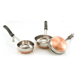 Tadka Pan with Stand