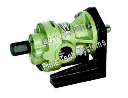 Rotofluid Ms Industrial Gear Pumps, Model: FTX