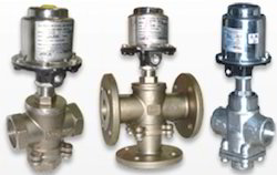 Medium Pressure Straight Control Valves