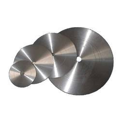 Friction and Hot Saw Blades