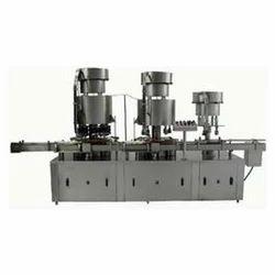 Automatic Ropp Cap Sealing Machines
