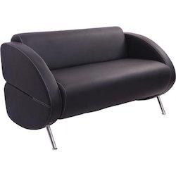 AV-246 Office Black Sofa