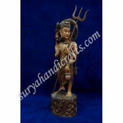 Wooden Shankar