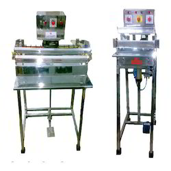 Pneumatic Operated Impulse Sealing Machine