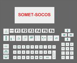 Somet Thema 11E Keypad Membrane