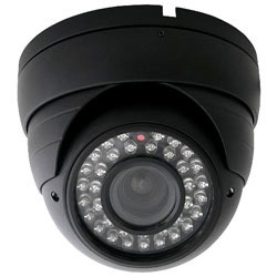 IR Dome Camera, For Outdoor Use