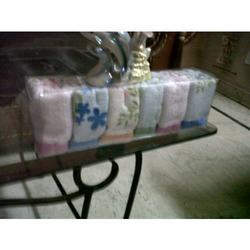 Set Of 6 Face Towels