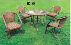 Outdoor Wrought Iron Furniture