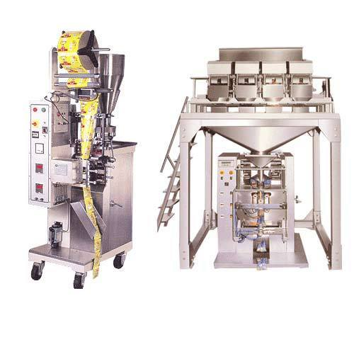 3.5 kW Manual Vertical FFS Packing Machine