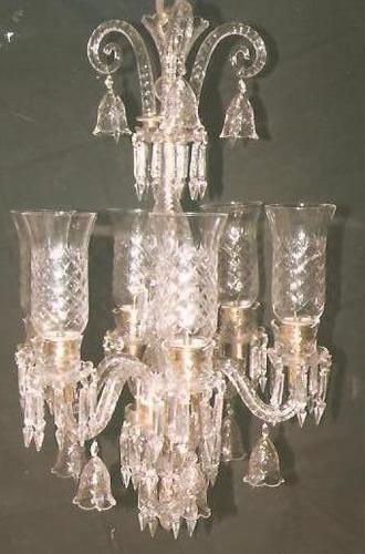 Classic Crystal Chandelier   Adbhut Glass Industries ...