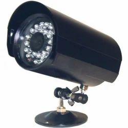 Sony Bullet Camera Black IR LED Camera