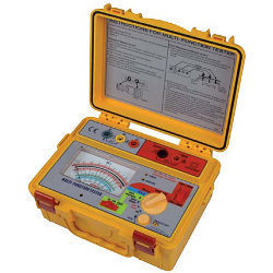 SEW-4167MF Earth Resistance and Insulation Tester