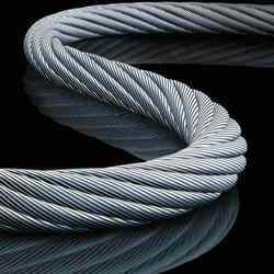 Steel Wire Rope in Jaipur, Rajasthan | Manufacturers & Suppliers ...