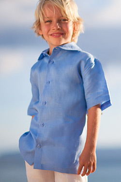 Cotton Casual Shirts For Boys