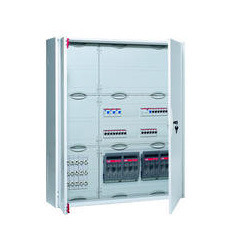 Erection of Power Distribution Boards