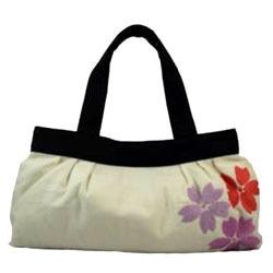 Cotton Carry Handbags