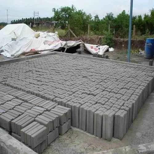 Interlocking Bricks इंटरलाकिंग ब्रिक् स Akarshan