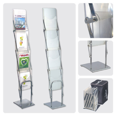 Advertising Brochure Stands