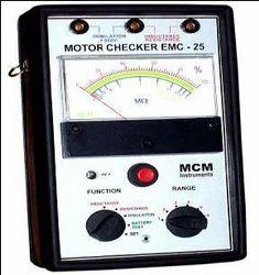 Motor Checker