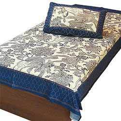 Printed Single Bedsheets