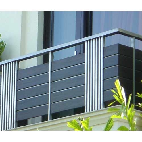 Stainless Steel Balcony Railings Sri Sakthi Engineering