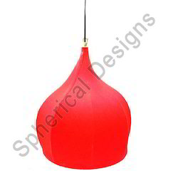 Fabric Pendant Hanging Lamp