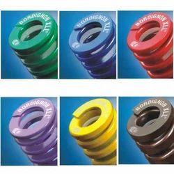 ISO-10243 Flat-Wire Die Springs