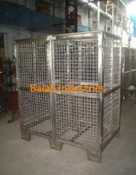 Balaji Industries Stainless Steel Cages