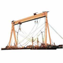 Bogie Design Gantry Crane