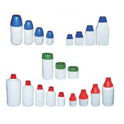 HDPE Plastic Bottle
