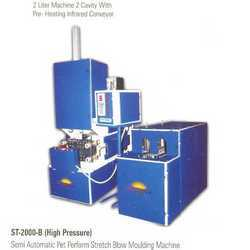 STM-1000-2B- A.D, 1 Liter & 2 Cavities machine with Pre-Heating Infrared Heating system