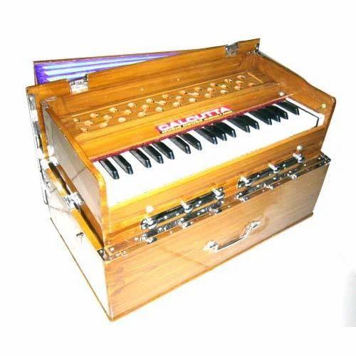 Portable Harmoniums - Portable Harmonium Seven Bellow ...