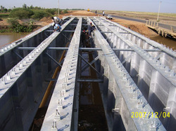 Plate Girders Fabrication