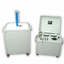 High Voltage Test Set AC-DC
