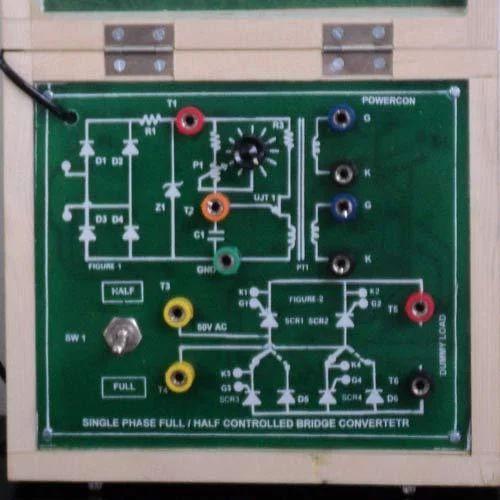 Trainer Kit for 3 Phase SCR Inverter (24 VOLT) CSI - Powercon, Pune
