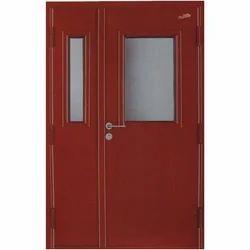 Fire Retardant Steel Doors