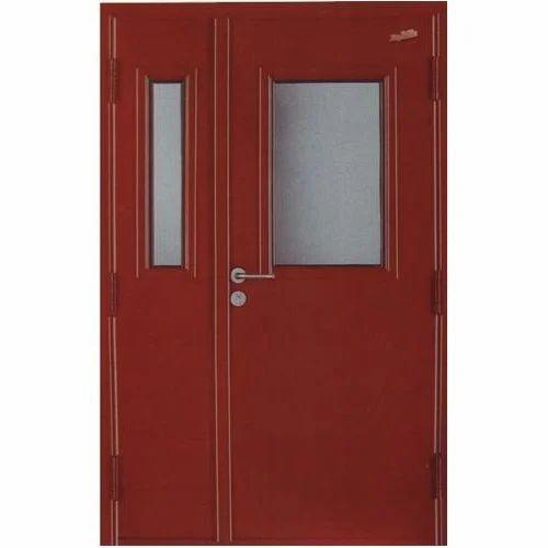 Fire Retardant Doors - Fire Retardant Steel Doors Manufacturer from