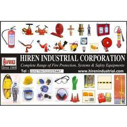 Fire Fighting, Safety, Security & Traffic Equipments