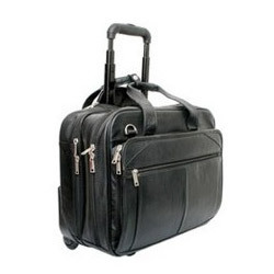 Leather Trolley Bag Manufacturers Suppliers Exporters