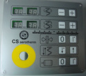 Swa Mild Steel Microcontroller Based Control Board For Bakery Dough Mixer, 500 M