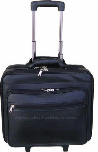 Office & Travel Bags - Laptop Cum Trolley Bag Manufacturer from Delhi