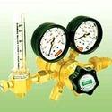 Double Stage Regulator With Flow Meter
