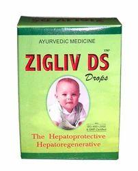 Zigliv DS Drops, For Clinical, Prescription