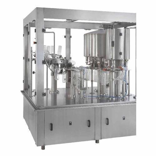 Packaged Drinking Water Plant Fully Automatic Rfc