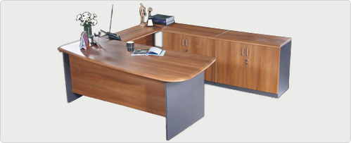 best sneakers 8506e 29200 Office Table Premium, Office & Commercial Furniture   Ash ...