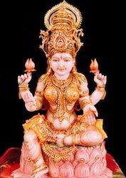 Resin Laxmi Statue