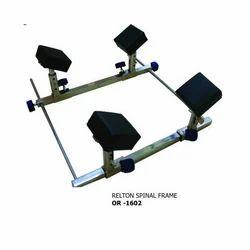 Relton Spinal Frame