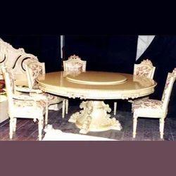 Single Pedestal Dining Tables