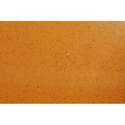 Fluro Orange Composite Stone
